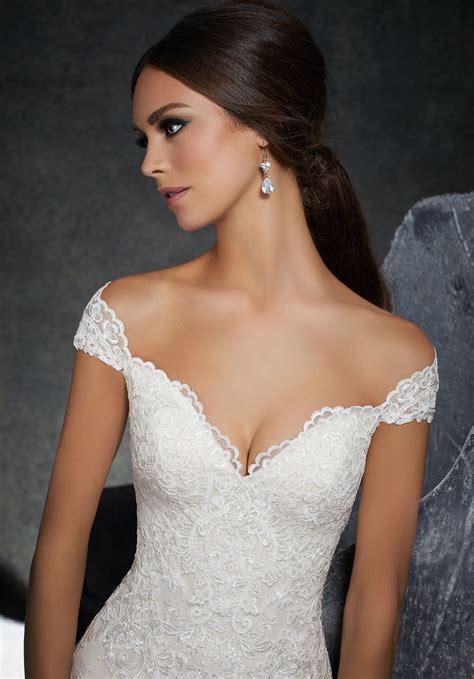 kinley wedding dress style  morilee