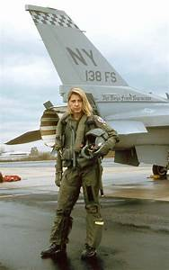 "USAF Maj. Jacquelyn Susan ""Jackie"" Parker was one of the ..."