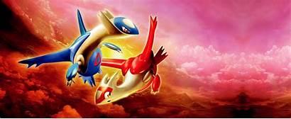 Latias Latios Pokemon Ex Dragon Wallpapers Type