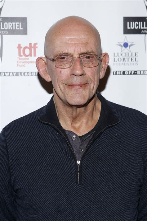 christopher lioyd christopher lloyd in 28th annual lucille lortel awards arrivals zimbio