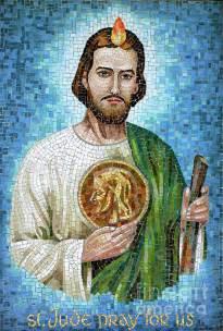 Mosaic St. Jude Thaddeus Photos