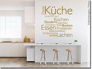 Wandtattoo Sprüche Küche : wandtattoo diese k che das original nur bei uns ~ Frokenaadalensverden.com Haus und Dekorationen