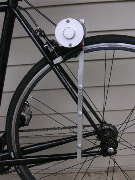 Electric Motor For Bicycle by Power Your Bike With The 3 Ped Electric Motor Assist For