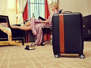 New Luxury Luggage Features Patented Packing Design for ...