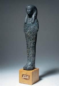 Statuettes Fun U00e9raires  U00e9gyptiennes Du D U00e9partement Des