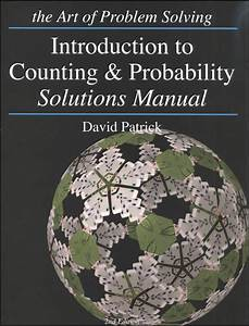 Introduction To Counting  U0026 Probability Solutions Manual