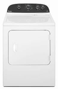 Whirlpool Dryer  Model Wed4850bw0 Parts  U0026 Repair Help