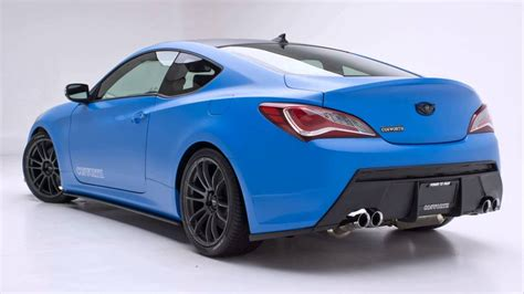 Hyundai Genesis Coupe Youtube