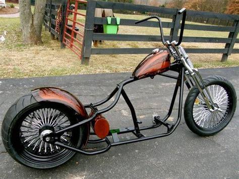 2015 Rods & Rides Custom Bobber Chopper Motorcycle Cruiser