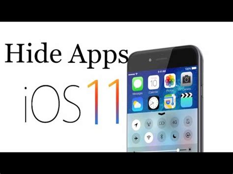 how to hide apps on iphone 5s how to hide apps on iphone 5 5s 6 6 6s 7 7 x in ios 11