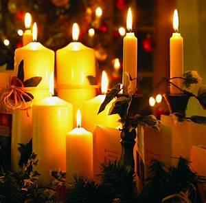 Bougies De Noel : la bougie de no l un joli moyen pour d corer la maison ~ Melissatoandfro.com Idées de Décoration
