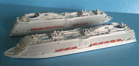 26 creative Carnival Cruise Ship Models