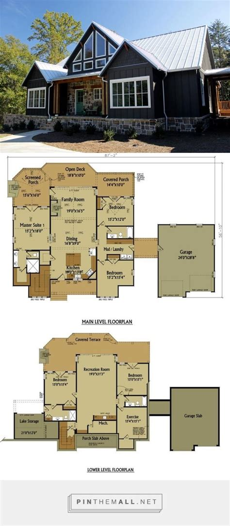 most popular house plan 25 best ideas about home plans on floor plans