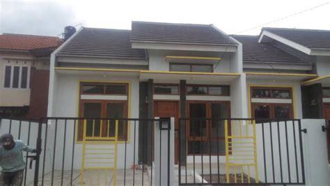 rumah dijual rumah murah  strategis bebas banjir