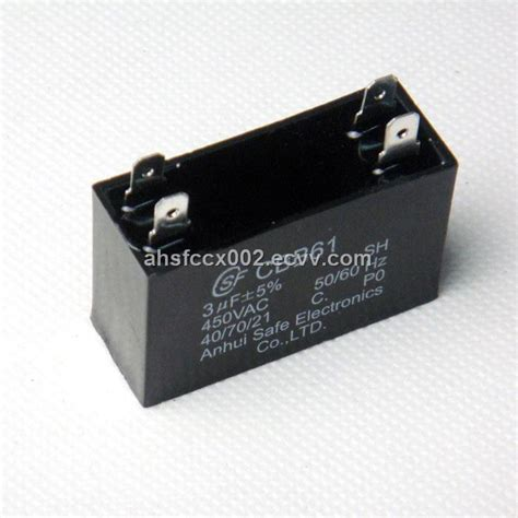 Cbb61 Ceiling Fan Capacitor Suppliers by Ceiling Fan Capacitor Cbb61 3mfd 450vac Purchasing