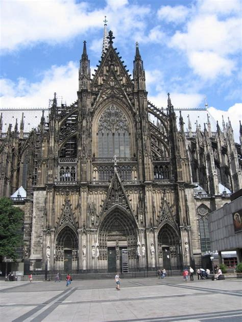 Cologne Cathedral  Germany Tourist Attractions