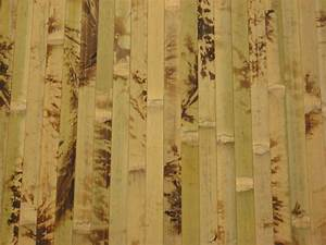 Bamboo Wall Covering Interest — Best Home Decor Ideas