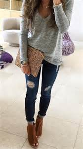 2017 Cute Trendy Casual Outfits