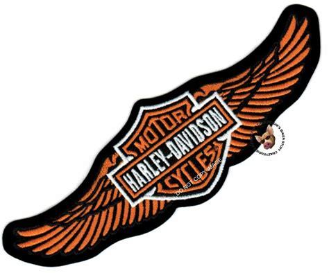 Harley Davidson Straight Wing Bar & Shield Large Jacket