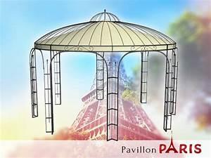 Pavillon Metall Rund : pavillon metall rund gartenlaube paris ausgefallen sch ner modern ~ Eleganceandgraceweddings.com Haus und Dekorationen