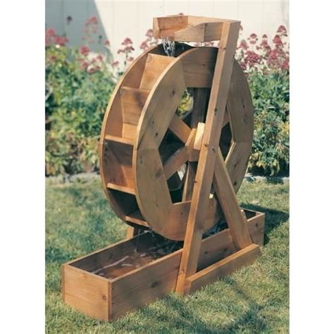 bild woodworking project paper plan  build water