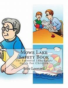 Mowe Lake Safety Book   The Essential Lake Safety Guide For Children By Jobe