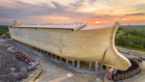 Motorboat Designs Ark by I Built Noah S 100 Million Ark Co Design Business