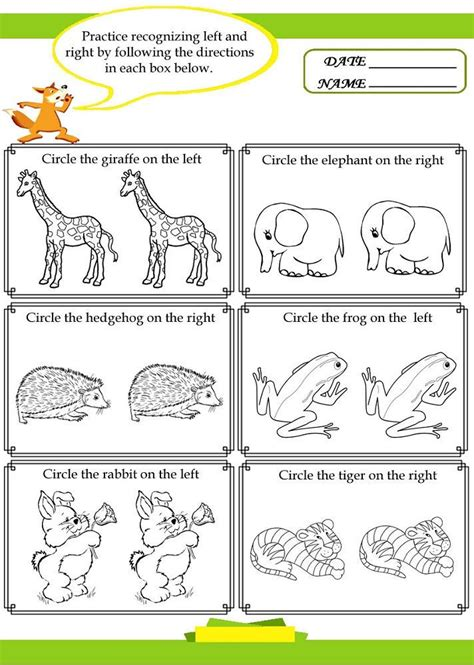 Activity Sheet For Kids Preschool See the category to find