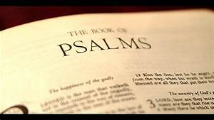 Book Of Psalms King James Version Mystic Dream Academy