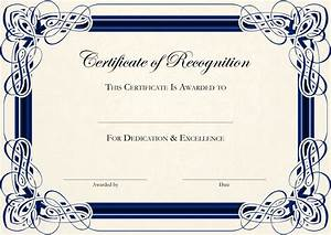 free certificate templates for word With free downloadable certificate templates in word
