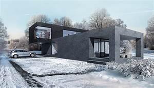 Hammer House Di Alexander Zhidkov Architect