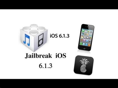 how to jailbreak iphone 6 how to jailbreak ios 6 1 6 iphone 4 3gs ipod touch 4g