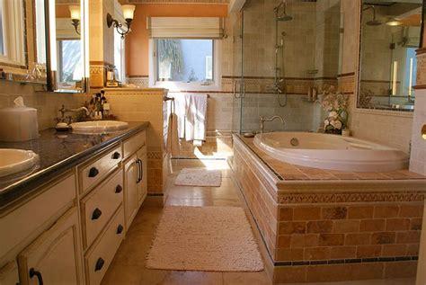 spanish interior design bathroom remodel  jacuzzi