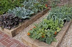 Carre De Jardin Potager : carr potager am nagement d 39 un jardin potager en carr en ~ Premium-room.com Idées de Décoration