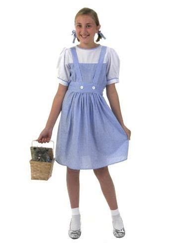 Tween Kansas Girl Costume