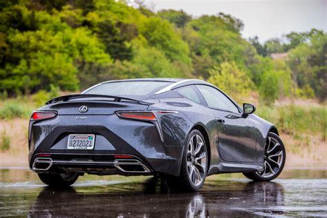 2018 Lexus Lc Review Gearopen