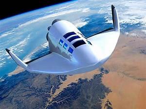 VSH Suborbital Spacecraft - Near Future Tourist SpaceCraft ...