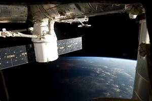 SpaceX Dragon Docked to Space Station | NASA