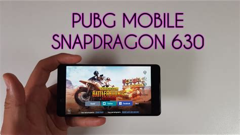 nokia 7 pubg mobile gameplay snapdragon 630 adreno 508 gpu soc gaming test gismo news