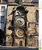 Astronomical Clock, Old Town Square, Prague Stock Image ...