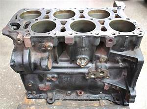 Bare Cylinder Engine Block 04