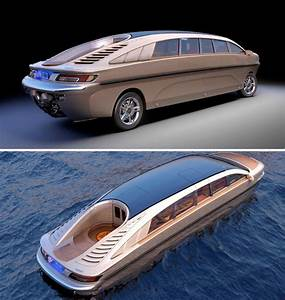 Amphibious The Luxury Of Moving By Sea Or Land In The