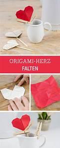 Herz Falten Origami : die besten 17 ideen zu origami herzen auf pinterest origami dekoration und origami ~ Eleganceandgraceweddings.com Haus und Dekorationen