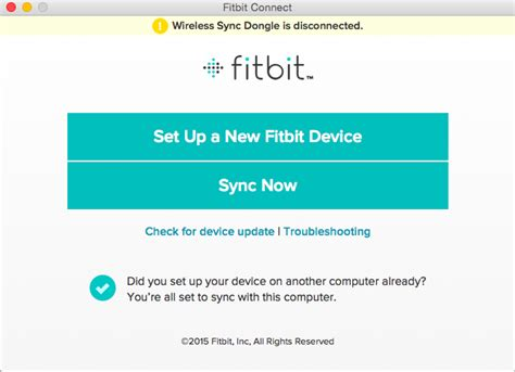how do i sync my fitbit to my iphone solved mac is not recognizing the usb dongle fitbit