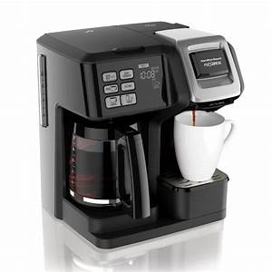 Farberware Single Serve Coffee Maker Lights Flashing