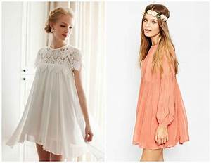 how to wear the babydoll bridesmaid dress With babydoll wedding dress
