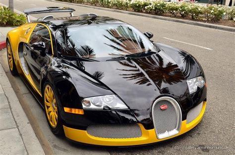 Bugatti In Beverly Hills