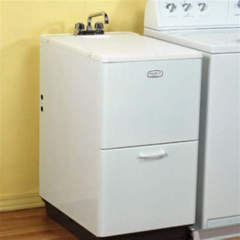 menards laundry sink faucet duratub cabinet tub handiflo laundry
