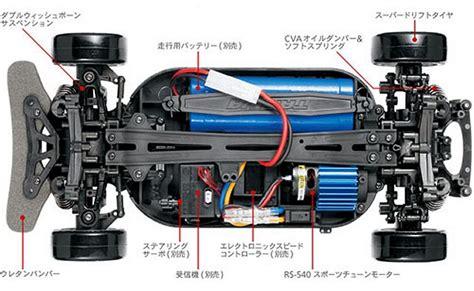 Tamiya Tt-01d Type-e (tt-01ed) Chassis • (radio Controlled