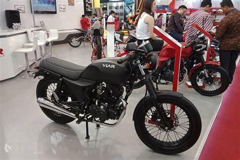 Viar Vintech 2019 by Giias 2018 Viar Vintech Tantang Kawasaki W175 Di Segmen